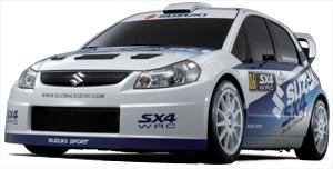スズキSX4 WRCコンセプト